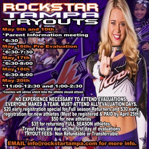 Tampa Tryouts